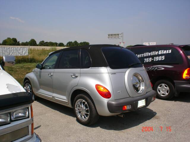 PT Cruiser Cloth Top