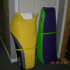 These covers were brought in and we installed them for our customer - Keep your jet ski looking new and in good shape.