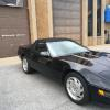 1994 Corvette Convertible - Black cloth top replacement