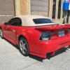 Sublet Job on 1999 Ford Mustang Convertible
